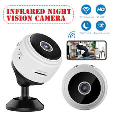 1080P HD Mini Wireless WiFi Camera Home Security In/Outdoor Night Vision IP Cam