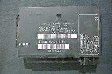 AUDI S4 A4 8E B6 B7 Original Komfortsteuergerät Comfort Steuergerät 8E0959433 BC