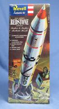 Vintage Revell US Army Redstone Chrysler Rocket Model Kit ©1995 New Sealed