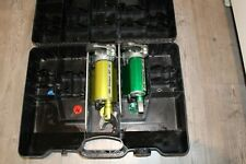 JRG Sanipex MT Montagekoffer D 32+40 Aufweitwerkzeug Hydraulik Werkzeug GF TOP