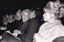 Marlene Dietrich Roger Vadim Catherine Deneuve 1963 Original Postérieur 1990
