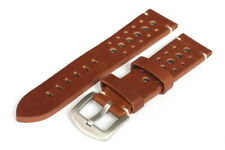22mm Best quality and best price genuine leather watch strap - 143641