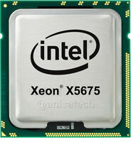 Intel Xeon X5675 3.06Ghz Hexa (6) Core 12MB Cache LGA1366 CPU Processor SLBYL