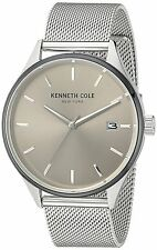Kenneth Cole Stainless Steel Mens Watch 10030838
