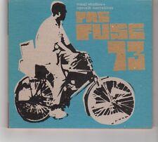 (HG761) Prefuse 73, Vocal Studies + Uprock Narratives - 2001 CD