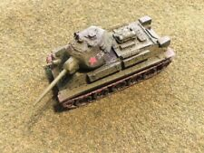 1/100th (15mm) WWII Russian Painted T-34/76 Model 1940 ((F-34 Gun)