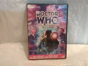 DOCTOR WHO THE SEA DEVIL'S  DVD JON PERTWEE FREE SHIPPING