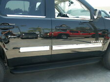 Professional Trim Chrome Body Side Molding Cover for 10-12 Chevy Tahoe/GMC Yukon