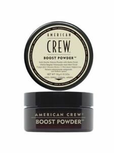 2 x AMERICAN CREW CLASSIC MATTE FINISH BOOST POWDER 10g