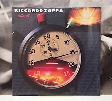 RICCARDO ZAPPA - MINUTI LP SIGILLATO SEALED ITALY 1985 DDD 26442