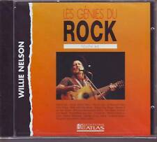 WILLIE NELSON touch me (CD)  (les genies du rock editions atlas)