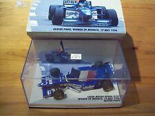 1/43 LIGIER 1996  HONDA JS43 OLIVIER PANIS WINNER MONACO GP