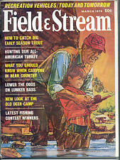 3/1970 Field and Stream Magazine