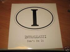 "12"" MIX ITALODANCE INTRALLAZZI DON'T DO IT"
