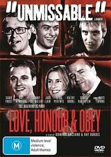 Love, Honour And Obey (DVD, 2013)