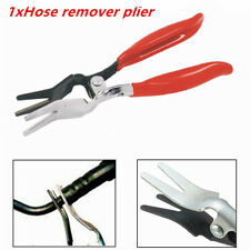 Car Angled Auto Fuel Vacuum Line Tube Hose Pipe Remover Separator Pliers Tools