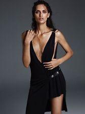 VERSACE Versus Grecian Drape Dress on Dalianah Arekion for GQ Spain, Alessandra