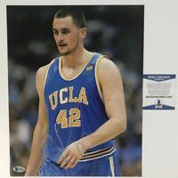 Autographed/Signed KEVIN LOVE UCLA Bruins 11x14 College Basketball Photo BAS COA