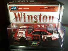 Super Rare Jimmy Spencer #23 Winston Chrome Numbers 1997 Ford Thunderbird 4,623