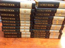 The World Book Encyclopedia Complete Set 1990 - VG  CONDITION