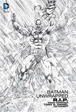 Batman R. I. P. Unwrapped by Grant Morrison (2015, Hardcover) DC COMICS NEW