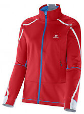Softshell- Jacke Salomon Equipe Vision Jnr Jacket, Kinder, Jugend, Junior