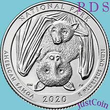 2020 PDS NATIONAL PARK OF AMERICAN SAMOA QUARTERS SET UNCIRCULATED PRESALE FEB 3