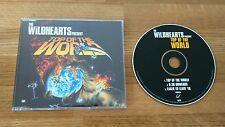 The Wildhearts Top Of The World 2003 UK CD Single CDGUT54 Classic Hard Rock