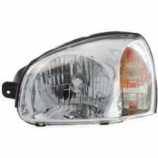 For Santa Fe 03, Driver Side Headlight, Clear Lens
