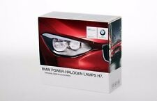 BMW Power-Halogenlampen-Set H7 Original BMW Halogen Lamps 63112338079