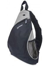 Manhattan Zaino per Notebook Dashpack bis 12 Nero/blu B0539498