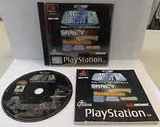 SONY Playstation PSOne PSX PAL - ARCADE'S GREATEST HITS - THE ATARI COLLECTION 2