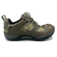 Merrell Women's Sz 9 Vibram Waterproof Hiking Shoe Brindle J52410