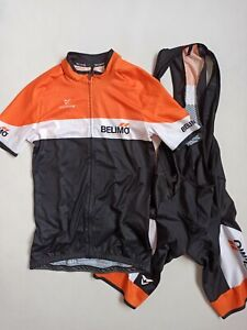 Cuore of Switzerland , Bib Shorts +Jersey ,Sets,Mens,NEW, Size - Large