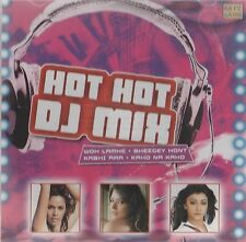 HOT HOT DJ Mezcla Remix Songs - Nuevo Música Banda Sonora CD