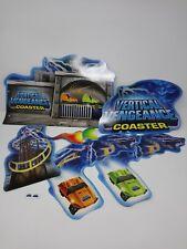 K'Nex Knex VERTICAL VENGEANCE Coaster Unused Graphics