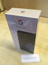 SIGILLATO Nuovo di Zecca Google Pixel 3a XL - 64GB-SOLO NERO (SBLOCCATO) (SINGLE SIM)