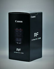 Canon 24-70mm 1:2.8 RF L IS USM (3680C005) Objektiv Schwarz NEU OVP