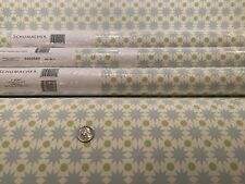 4 Dbl Rolls SCHUMACHER Studio Bon COSMOS Sky Star Polka Dot Wallpaper 5009560
