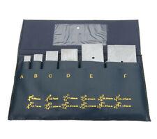 """3/8"""" - 2-1/4"""" Adjustable Parallel Set Precision Parallel Measurement 6 Pcs/Set"""