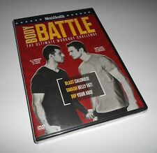 Men's Health Body Battle Ultimate Workout (3 DVD NEW) B.J. Gaddour, David Jack