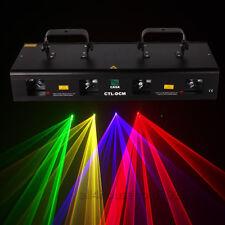 RGPY 4 Len laser Lichteffekt licht Bühnenbeleuchtung DMX Stage DJ Disco leuchte