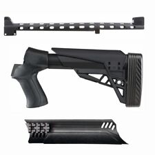 ATI Mossberg 500 Shotgun T3 TactLite 6 Position Stock-Forend- Heat Shield Combo