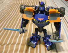 Transformers, Animated , Deluxe Sentinel Prime - Loose for parts