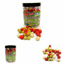 Top Secret Mini Boilies bunt gemischt Cannabis 6/10mm 175g Method Feeder Boilies