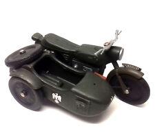 "Original Vintage Gi Joe Action Man Moto & Sidecar para 12"" figuras"
