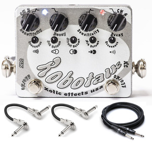New Xotic Robotalk 2 Dual Envelope Filter Guitar Effects Pedal