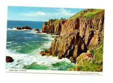 Cornwall - Land's End - Picture Postcard