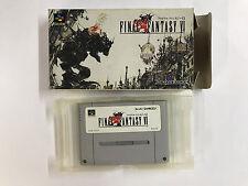 FINAL FANTASY VI NTSC-J SUPER NINTENDO JAP SUPER FAMICOM