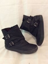 Blowfish Black Ankle Boots Size 3